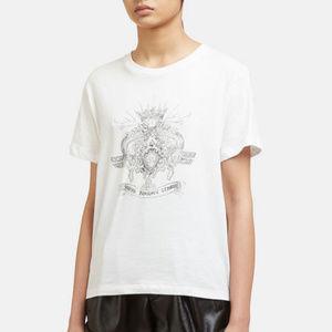SAINT LAURENT Young Romance League tee shirt NWT
